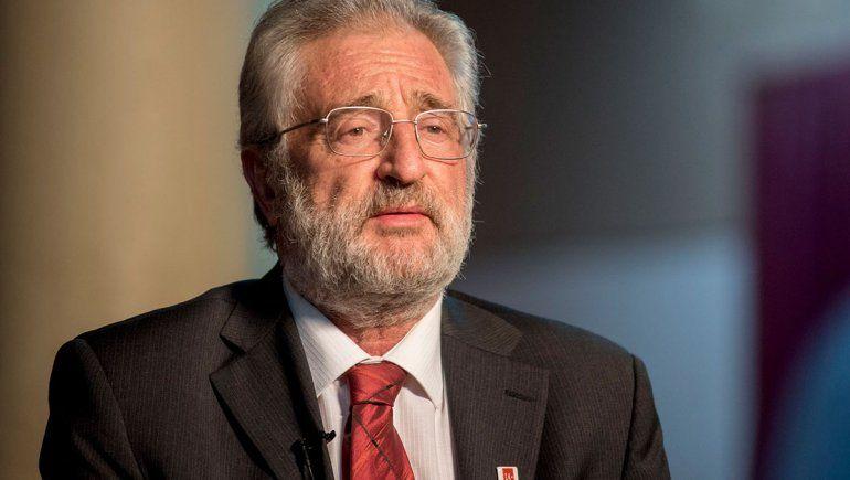 Falleció el Rector de la UNRN Juan Carlos Del Bello