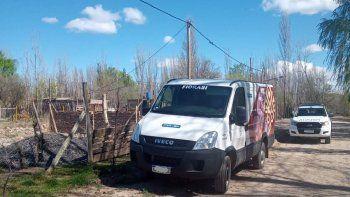 camioneta robada en neuquen aparecio en cipolletti