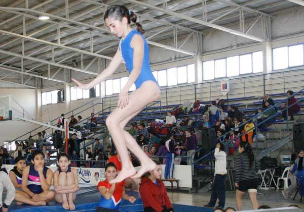 Curso para árbitro de gimnasia artística