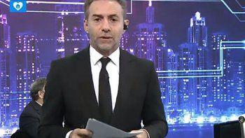 El papelón de Majul en vivo: dejaron los micrófonos abiertos y se filtró una charla polémica