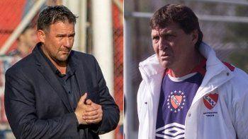 Falcioni vuelve al Rojo y Dabove firmó con San Lorenzo