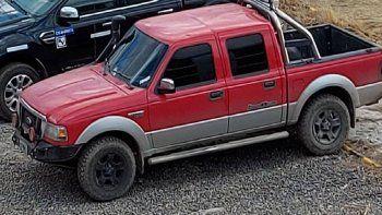 video: viralizan el robo de una camioneta robada en el centro