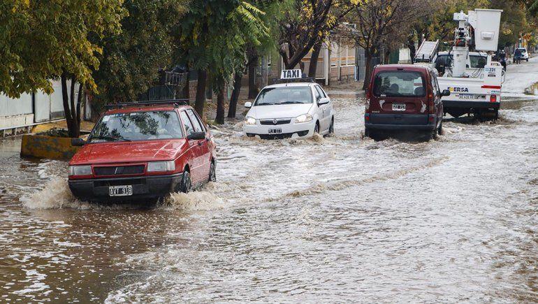 Di Tella sobre el temporal de lluvia: