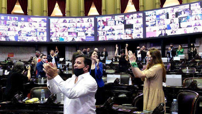 Diputados aprobó el impuesto a la riqueza del oficialismo