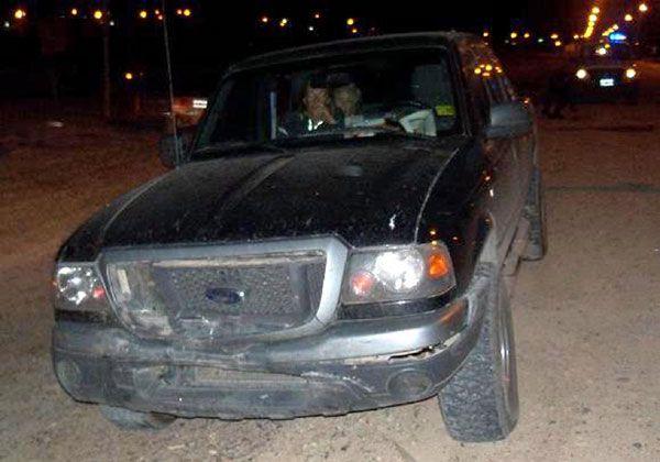 Cipoleño se accidentó en Las Grutas