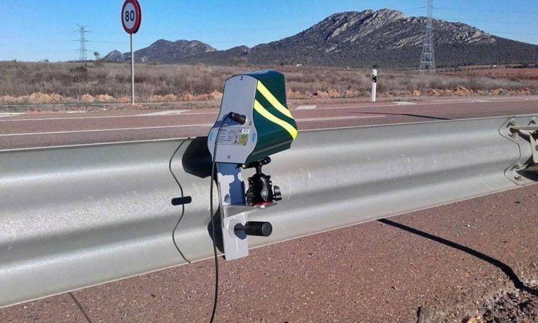 Colocarán otro radar de velocidad en la Ruta 22