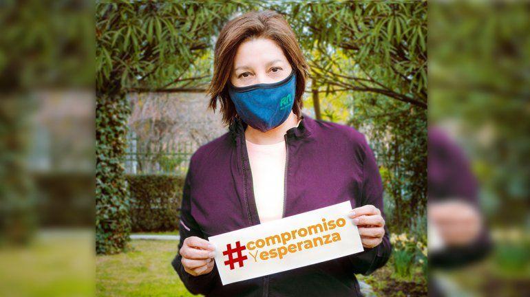 Compromiso y esperanza, la campaña rionegrina que le hace frente al Covid-19