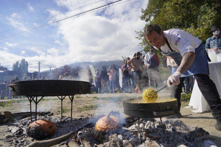 En la feria gastronómica se presentaron chefs magistrales