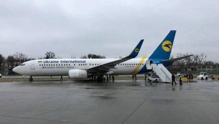 Tragedia en Irán: un Boeing ucraniano se estrelló y murieron 176 personas