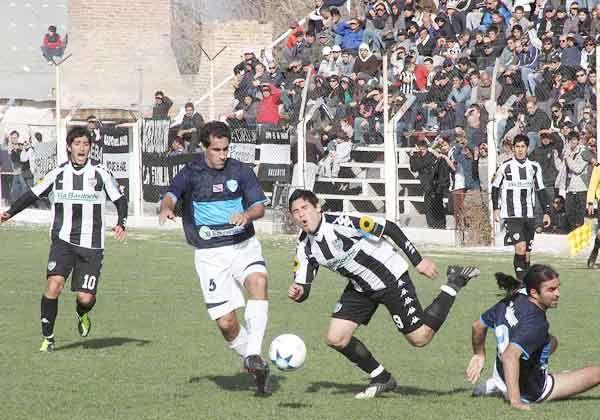Y ahora...  Deportivo Roca