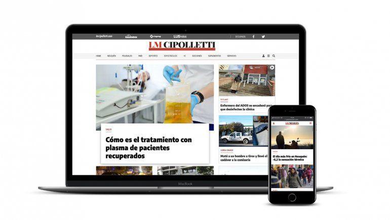 LM Cipolletti estrena un nuevo diseño