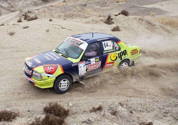 Largó la sexta del Rally Regional