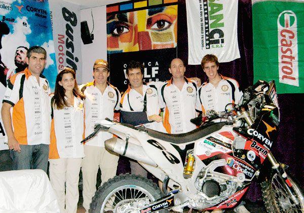 Los desafíos de un nuevo Dakar
