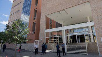 el ex juez tobares nego haber violado a la joven cipolena