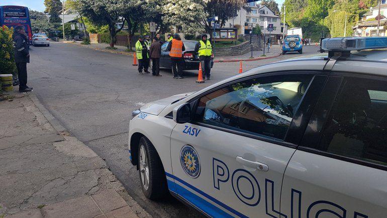 Más de 50 detenidos en Bariloche por incumplir restricciones horarias