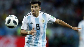 Minuto a minuto: Acuña de titular en Argentina frente a Colombia