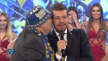 Qué confesó Tinelli sobre Boca que enfureció a los hinchas de San Lorenzo