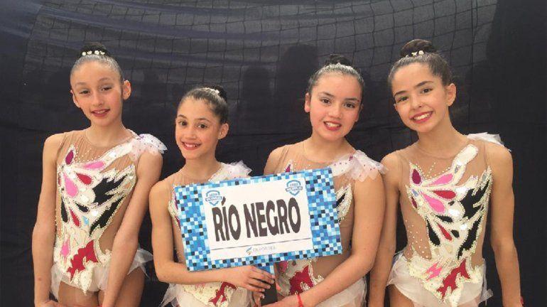 Deportistas rionegrinos brillan en la final de los Juegos Evita
