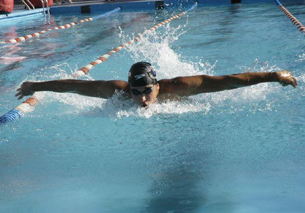 Rodríguez en su último proceso olímpico