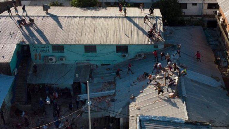 Motín en una prisión de Paraguay: seis muertos