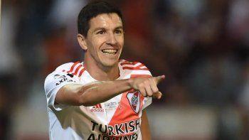 Nacho Fernández: No puedo asegurarle al hincha terminar la Copa en River