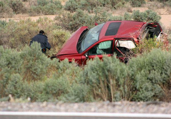 Accidente fatal en la ruta 151