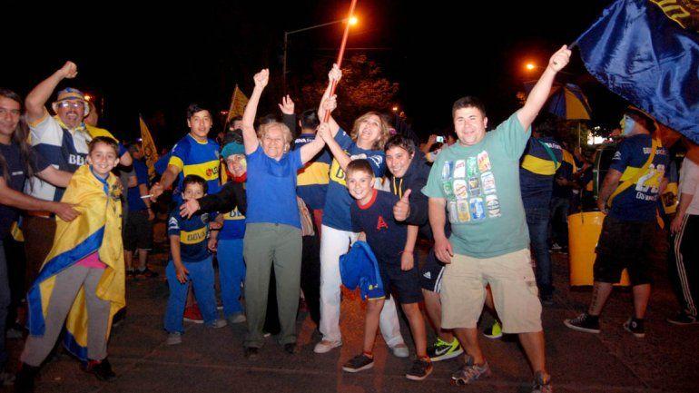 La Copa Argentina también se festejó en Cipolletti