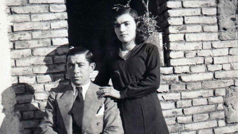 Casamiento de Eduardo y Amalia.