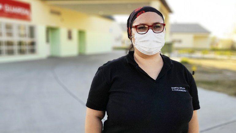 Los secretos de trabajar en la Guardia del hospital en plena pandemia