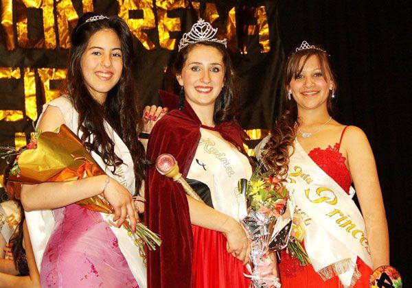 La Reina estudiantil rumbo a Jujuy