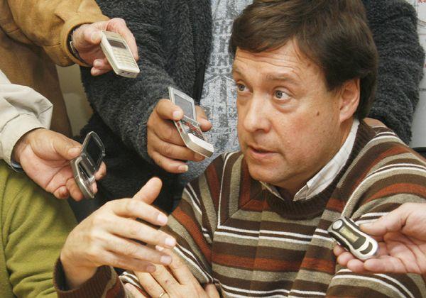 Weretilneck, de licencia hasta las elecciones