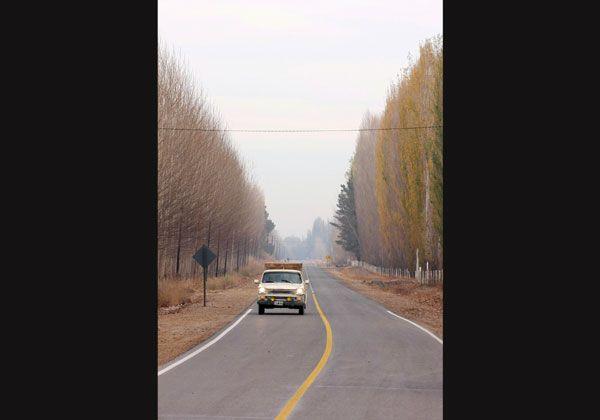 Reimpulsan proyecto por el asfalto rural