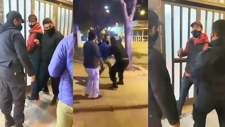 Comerciantes detenidos denunciaron a la Policía