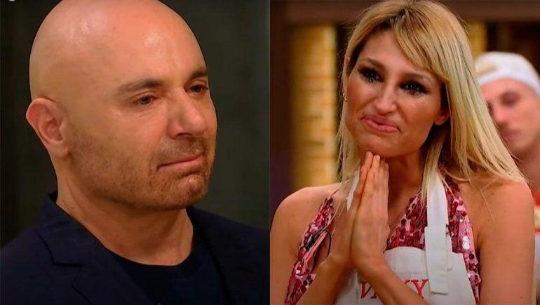 Emotiva eliminación de Vicky  Xipolitakis en MasterChef