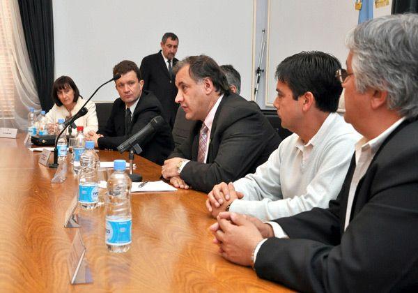 Ratificaron convenio con Nación para concretar emprendimientos productivos