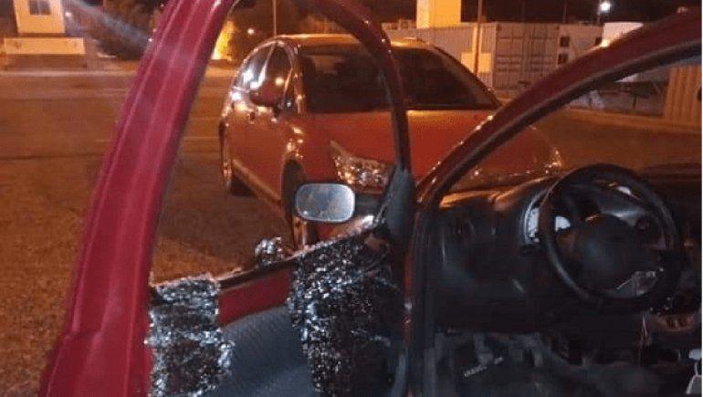 Cutral Co: atacaron una ambulancia y autos del personal de salud