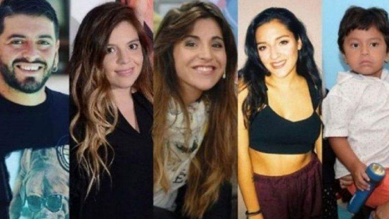 Los chats de los hermanos Maradona: Dalma se enojó con Jana por la sucesión