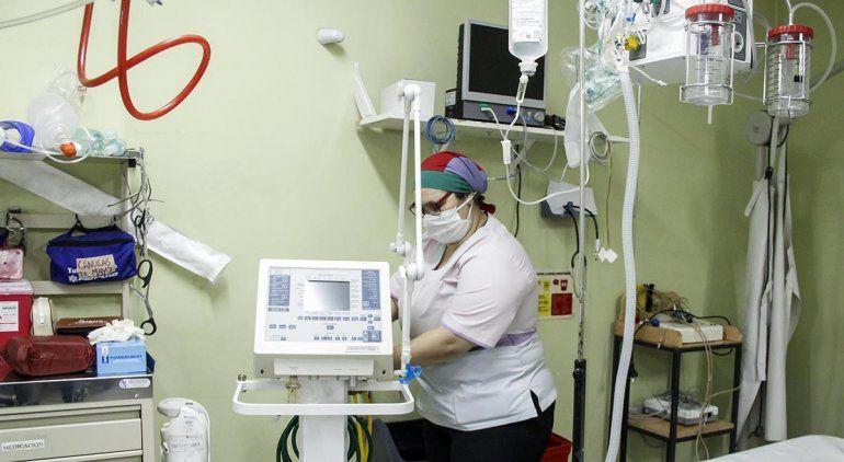 Muy pocos pacientes con Covid-19 salen vivos de una terapia intensiva