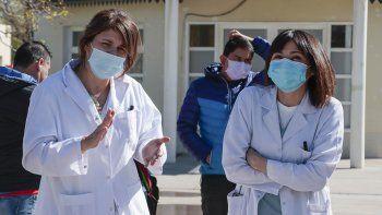 trabajadores de salud convocan a una marcha de antorchas