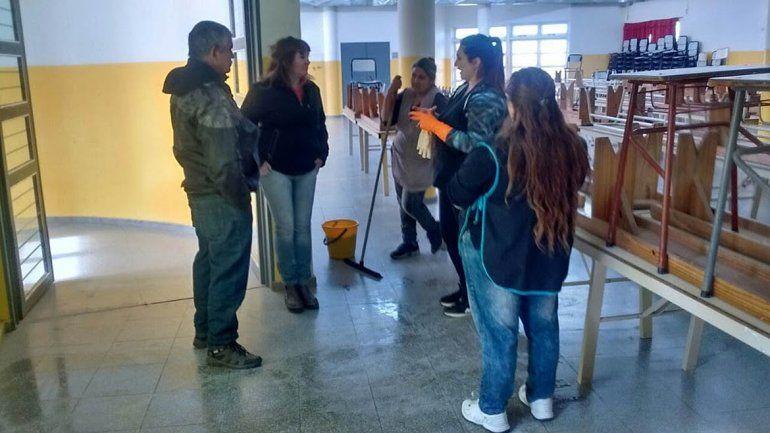 Porteros de Río Negro también tendrán jornadas institucionales