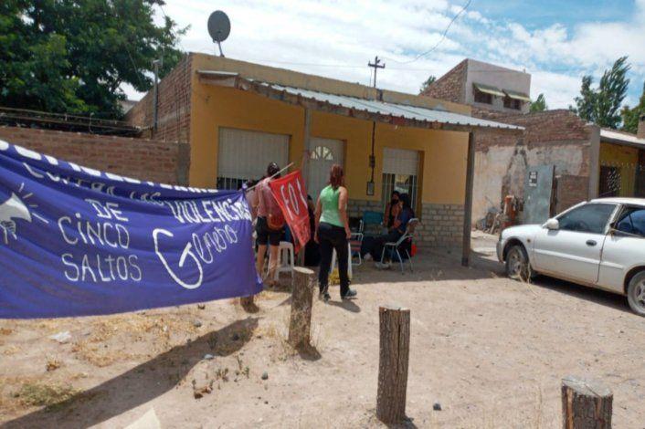 Palumbo: Benedicta está en situación de calle