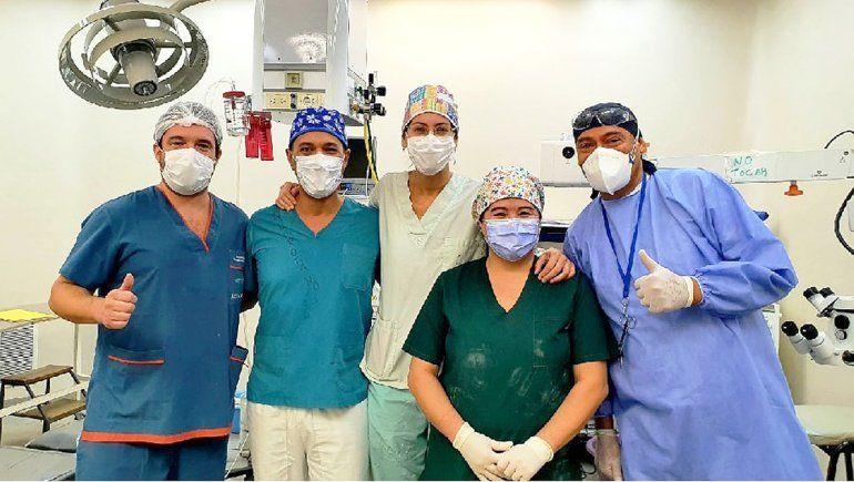 El primer trasplante de órganos de Río Negro se hizo en Cipolletti
