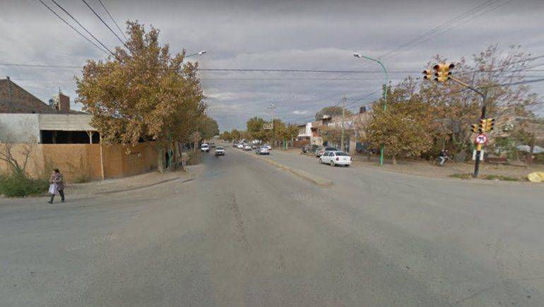 Conductor fue embestido por un colectivo en una esquina con semáforo y ganó la demanda