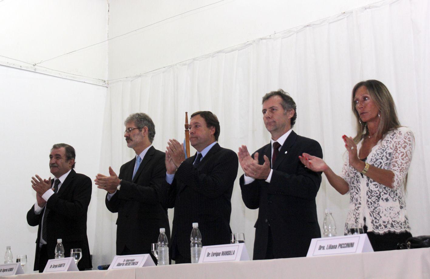 La IV Circunscripción pidió representación en el STJ