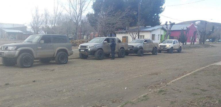 Cuatro familias intentaban vacacionar en Pehuenia con permisos falsos