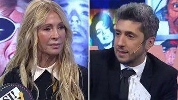 El comentario gordofóbico de Cris Morena a Jey Mammon, que prendió fuego las redes