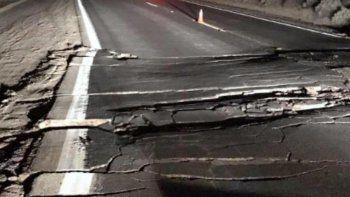 El saldo del sismo en San Juan: heridos, destrozos y 25 réplicas