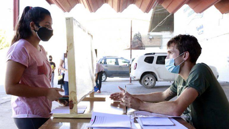 Más de 200 cipoleños se inscribieron para los talleres de formación y trabajo