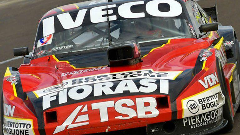 Urcera fue cuarto en la clasificación del Turismo Carretera en San Nicolás