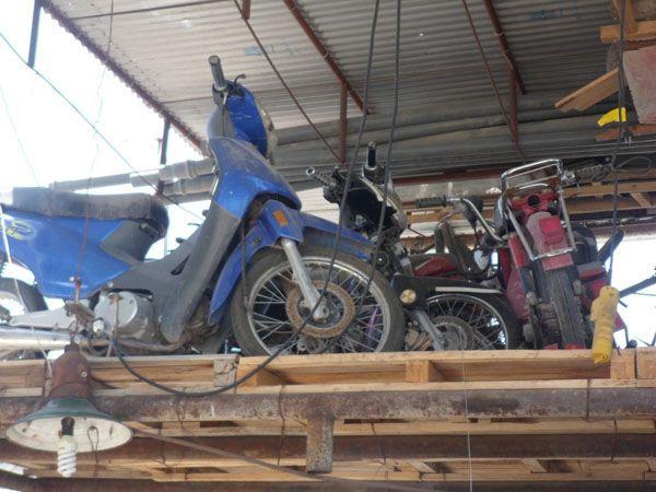 En Fernández Oro se secuestra una moto por día